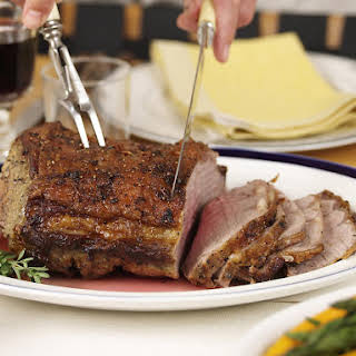Roasted Beef Sirloin.