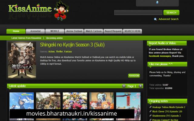 KissAnime Download Free Series & Movies