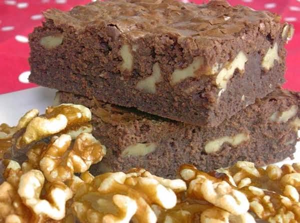 Chocolate Brown Sugar Brownies