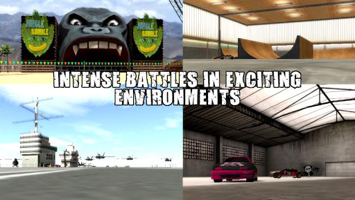 Extreme Gear Demolition Arena