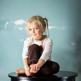Sweet Child of Mine by Dallas Golden - Babies & Children Child Portraits ( child )