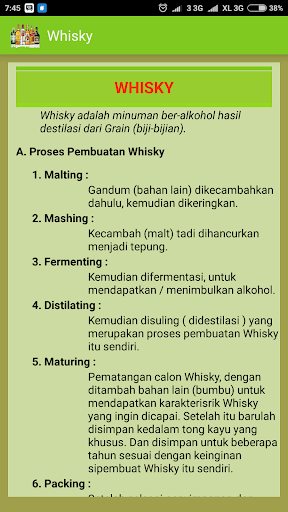 Baverage Knowledge screenshot 3