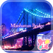 Cool Theme-Manhattan Bridge-
