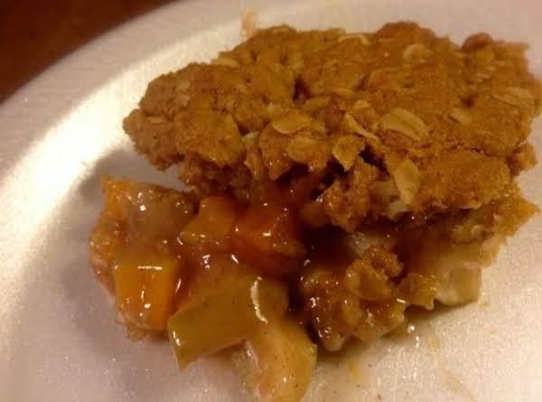 Apple And Butternut Squash Casserole