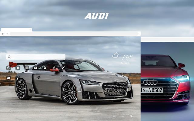 Audi - Luxury Cars Theme HD Wallpapers