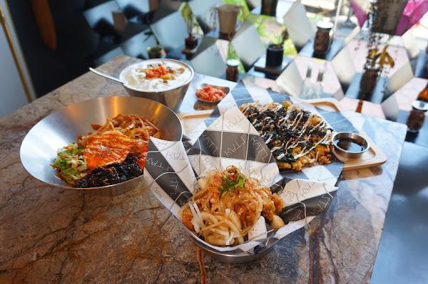 美術園道網美韓風餐廳- KATZ 卡司複合式餐廳/ 台中美術館美食推薦/ 韓式炸雞/ 台中韓國餐廳推薦