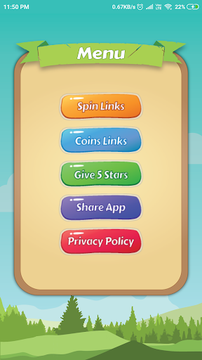 Free Coins and Spins 1.0 app download 2