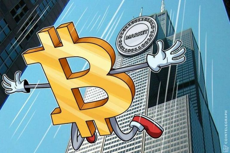 Красный рынок: падение криптовалют свело с ума трейдеров