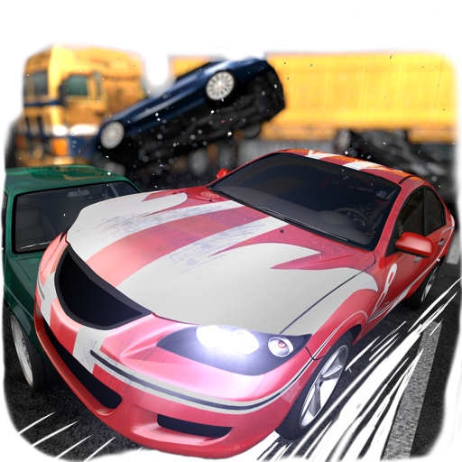 Highway Crash Derby APK Cracked Download