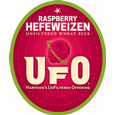 Logo of Harpoon Ufo Raspberry Hefeweizen