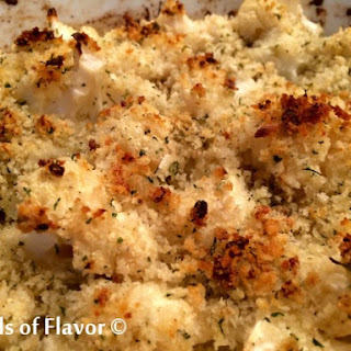 Buttered Ranch Cauliflower