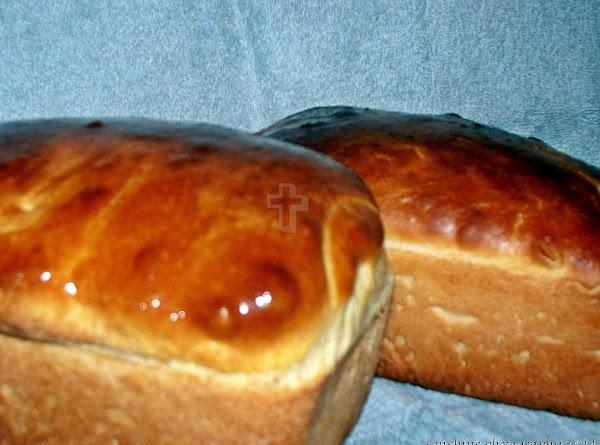 Grandma's Country White Bread Recipe