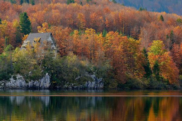 La casa in riva al lago