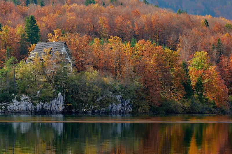 La casa in riva al lago di iSimo