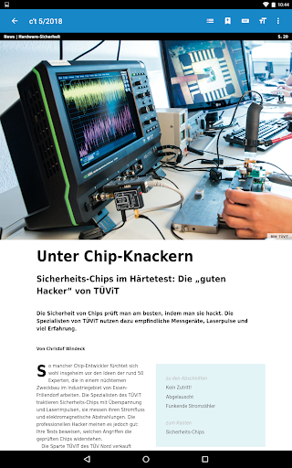 c't Magazin 3.4.7 screenshots 15