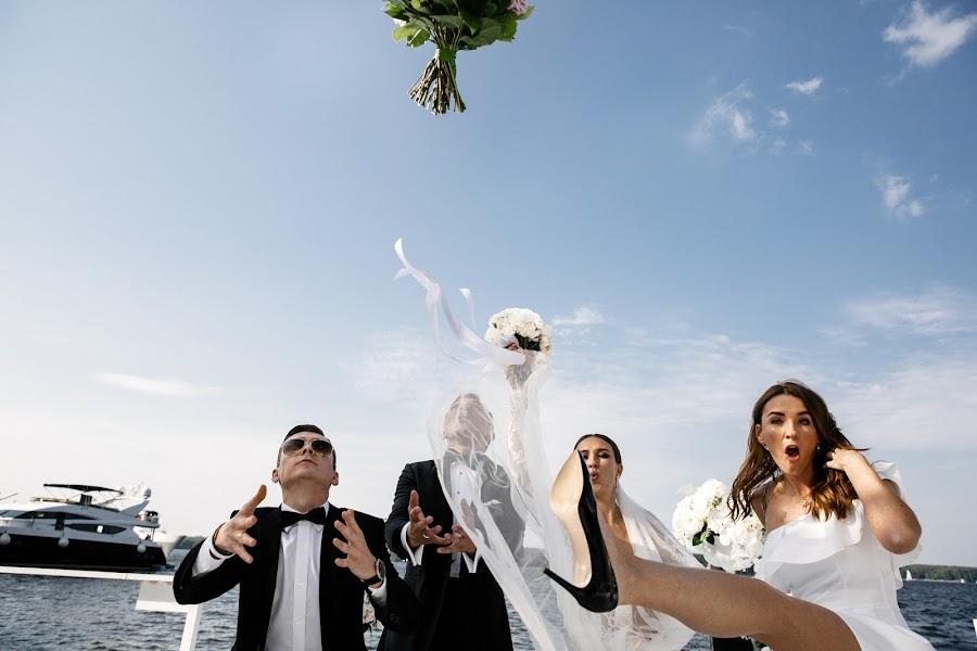 Bryllupsfotograf Denis Isaev (Elisej). Foto fra 01.08.2018