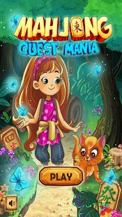 Download Mahjong Quest Mania For PC Windows and Mac apk screenshot 2