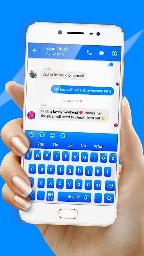 Keyboard Theme for Facebook Messenger 10001002 screenshots 3
