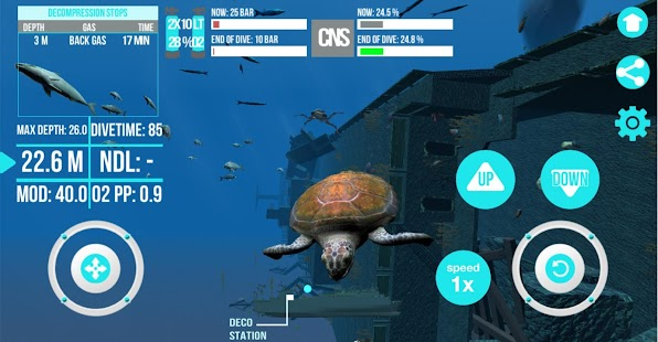 Scuba Dive Simulator: Zenobia- screenshot thumbnail