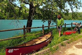 Photo: Si preparano le barche
