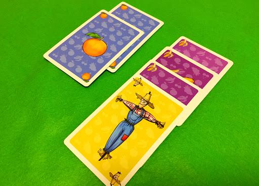 パジャラコス:かかしカード