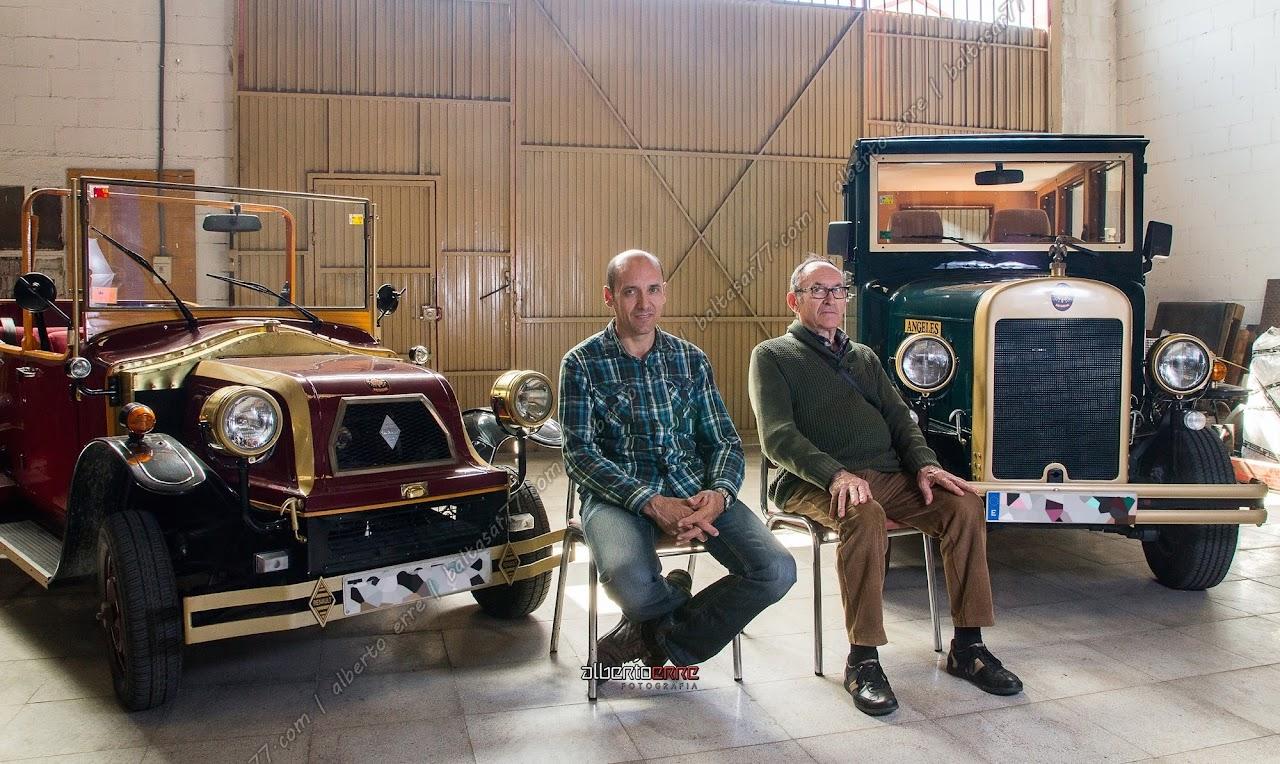 coches clasicos talavera mariano retamar