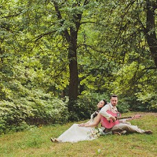 Wedding photographer Nadya Solnceva (photosolntse). Photo of 09.04.2017