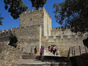 Photo: Castell de San jorge