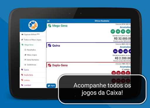 Loterias Mega Sena screenshot 10