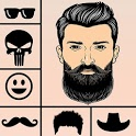 Cool Men Photo Editor, Men Hairstyle Editor icon