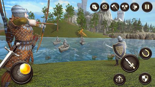 Osman Gazi 2020: Diriliu015f Ghazi Ertuu011frul- New Games apkdebit screenshots 2