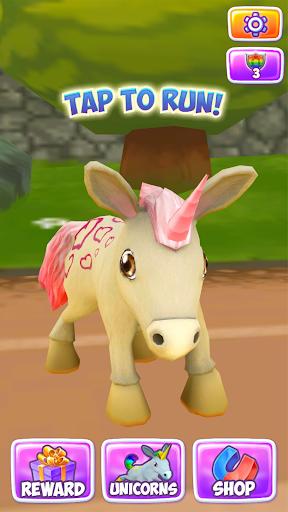 Unicorn Runner 3D - Horse Run 1.3.0 screenshots 6