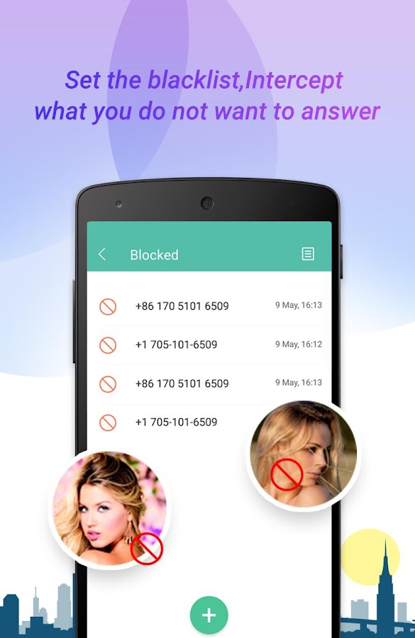 Who calls-Call ID,Blocking SMS&Dialer- screenshot