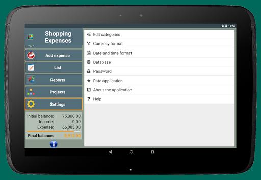 Shopping Expenses screenshot 13