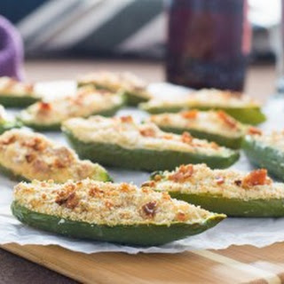 Bacon and Beer Jalapeno Poppers