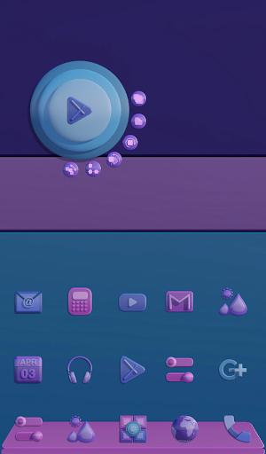 PC u7528 BLUPUR Next Launcher Theme 3D 2