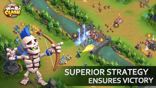 War Clash 0.21.3.5 screenshots 8