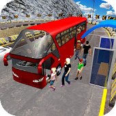 Uphill Bus Simulator 3D: Offroad Tour Coach Driver