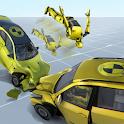 Car Crash Test Driving X5 M3 icon