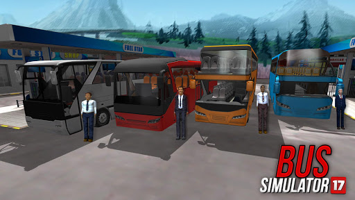 Bus Simulator 2017  screenshots 5