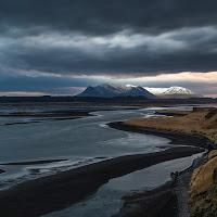 Tramonto primordiale (Iceland) di