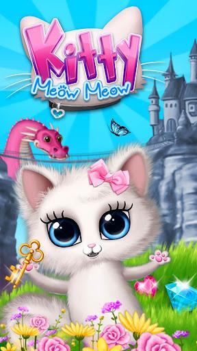 Kitty Meow Meow - My Cute Cat Day Care & Fun 2.0.125 screenshots 7