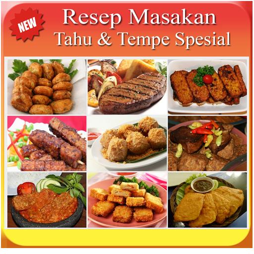 44 Resep Tempe Tahu