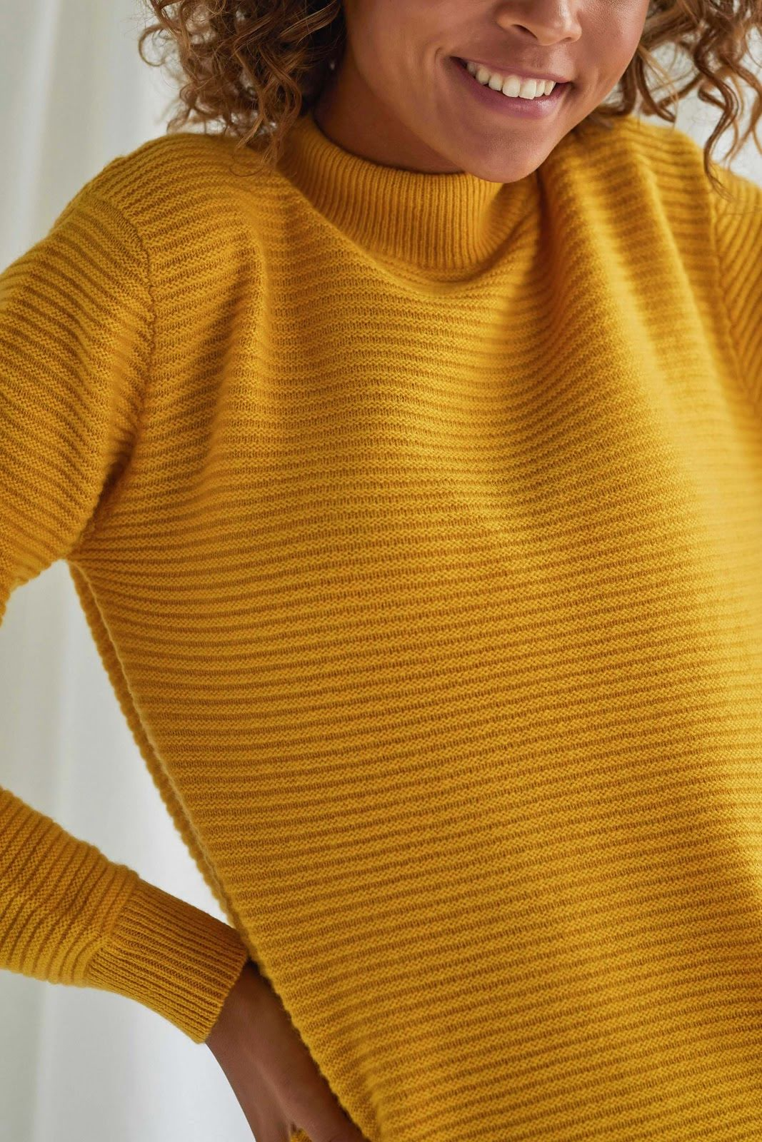 Chunky Horisontal Sweater