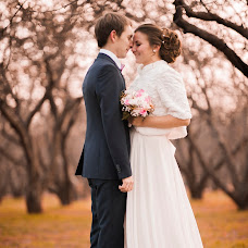 Wedding photographer Nikita Sukhorukov (Suhorukow). Photo of 09.11.2016