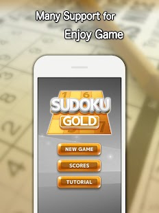 Sudoku GOLD screenshot