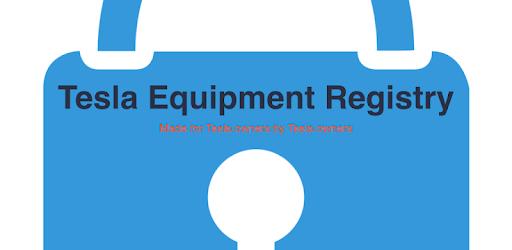 Tesla Equipment Registry