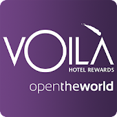VOILÀ Hotel Rewards