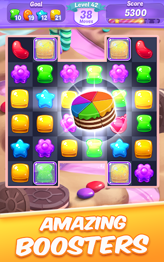 Cookie Crush Match 3 screenshot 7