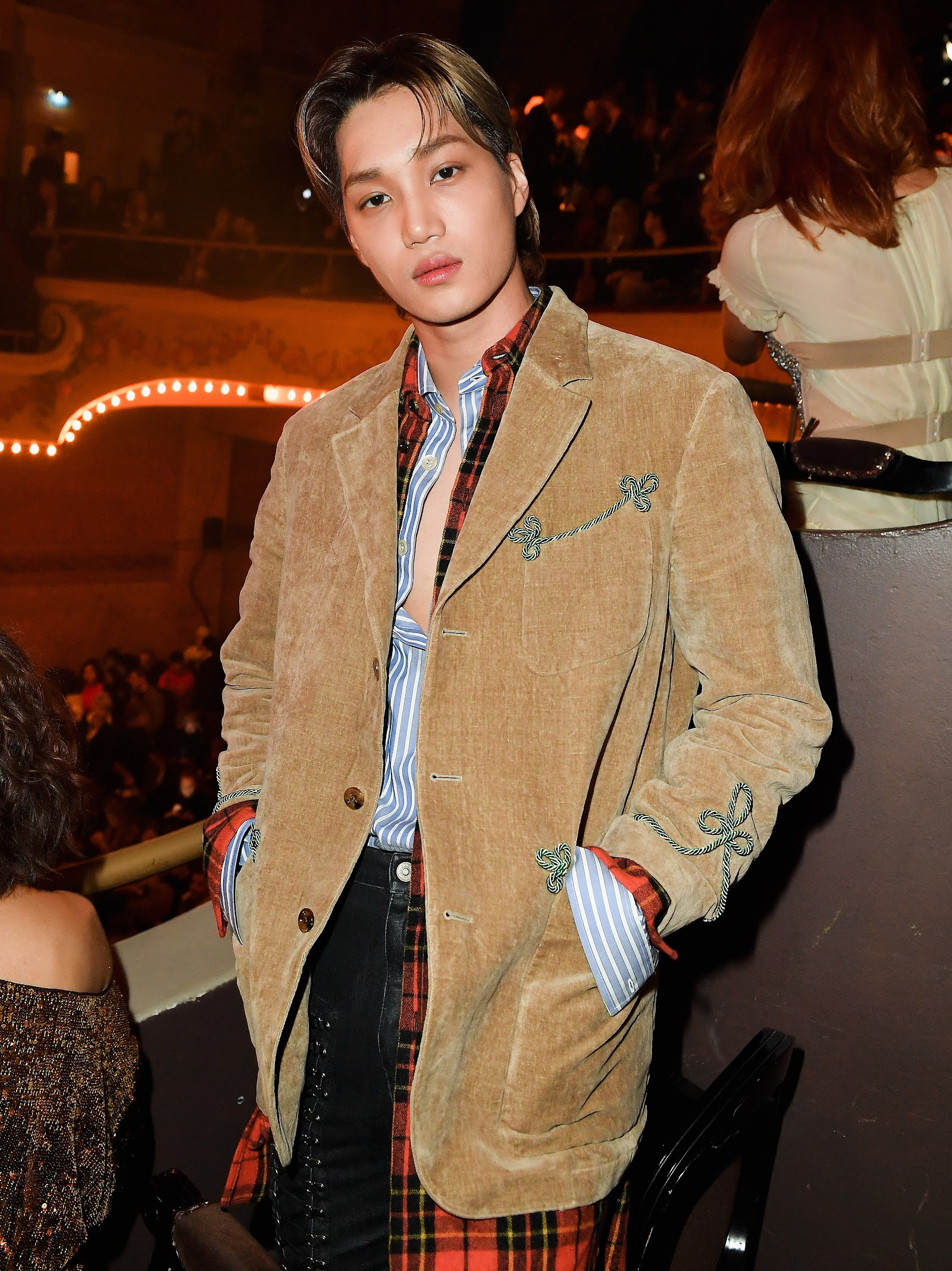 exo kai mullet gucci s_s 19